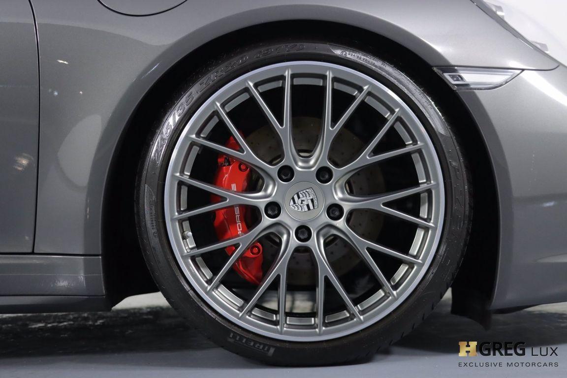 2019 Porsche 911 Carrera 4S #12