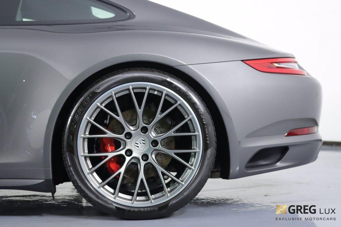 2019 Porsche 911 Carrera 4S #24