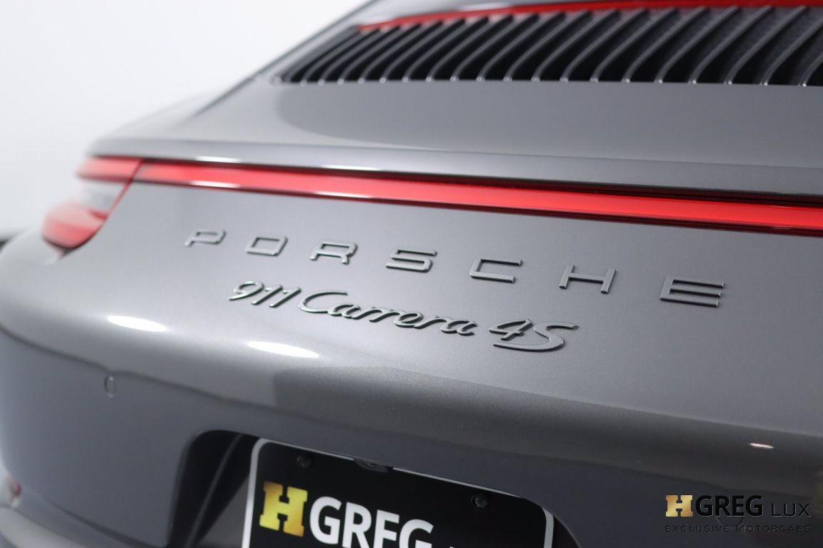 2019 Porsche 911 Carrera 4S #19