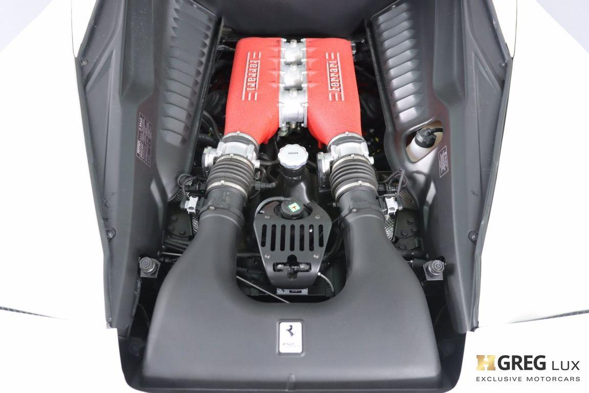 2015 Ferrari 458 Italia  #42