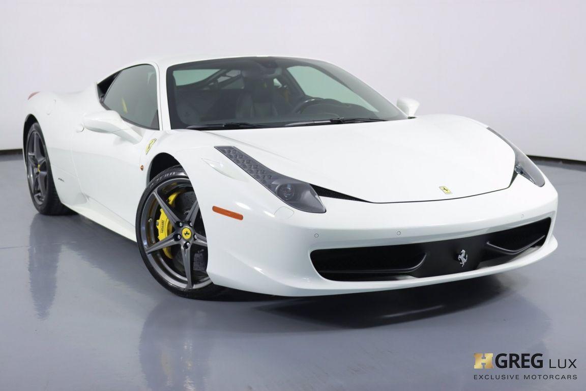 2015 Ferrari 458 Italia  #0
