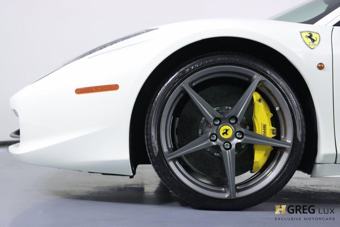2015 Ferrari 458 Italia  #22