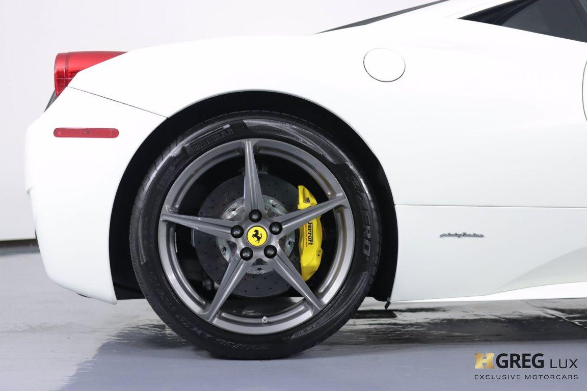 2015 Ferrari 458 Italia  #13