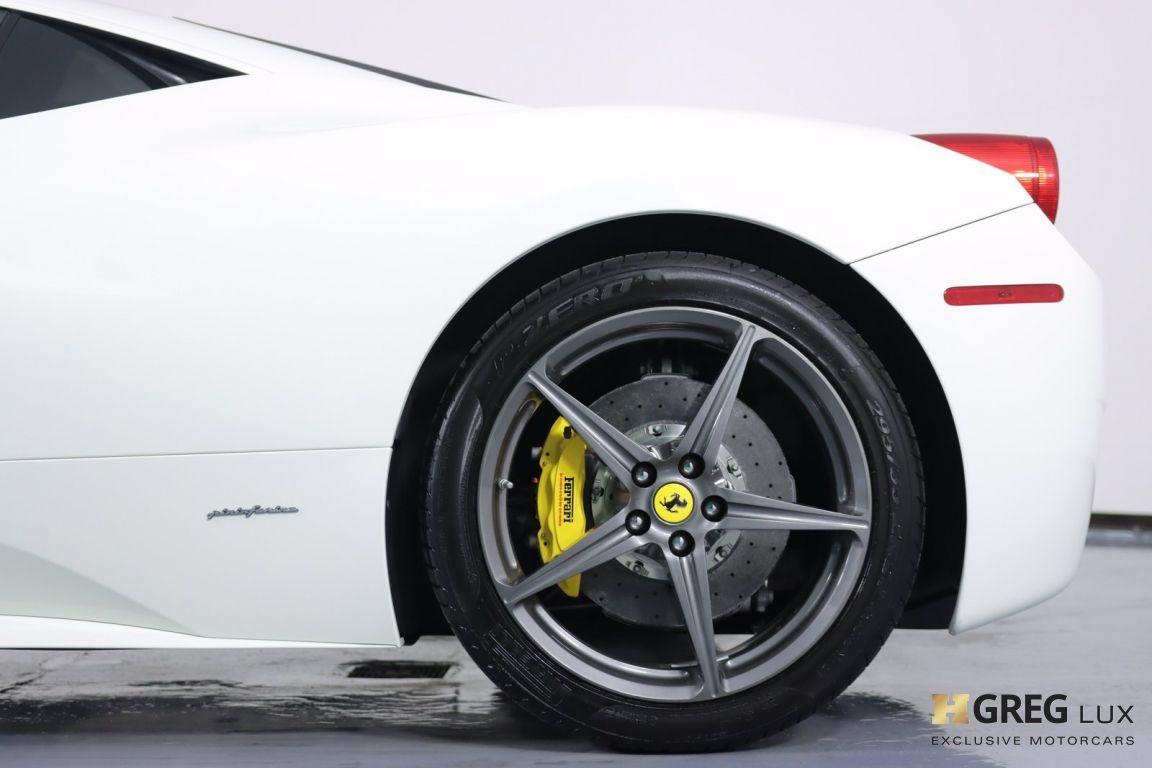 2015 Ferrari 458 Italia  #24