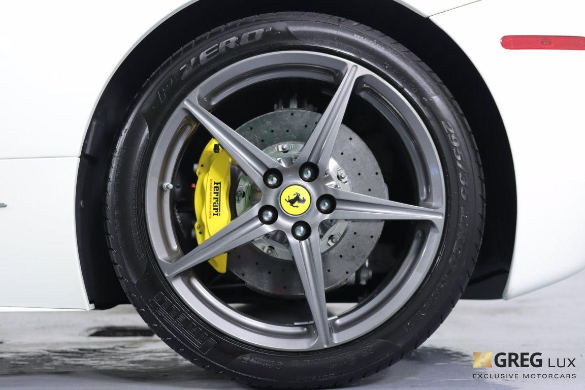 2015 Ferrari 458 Italia  #25