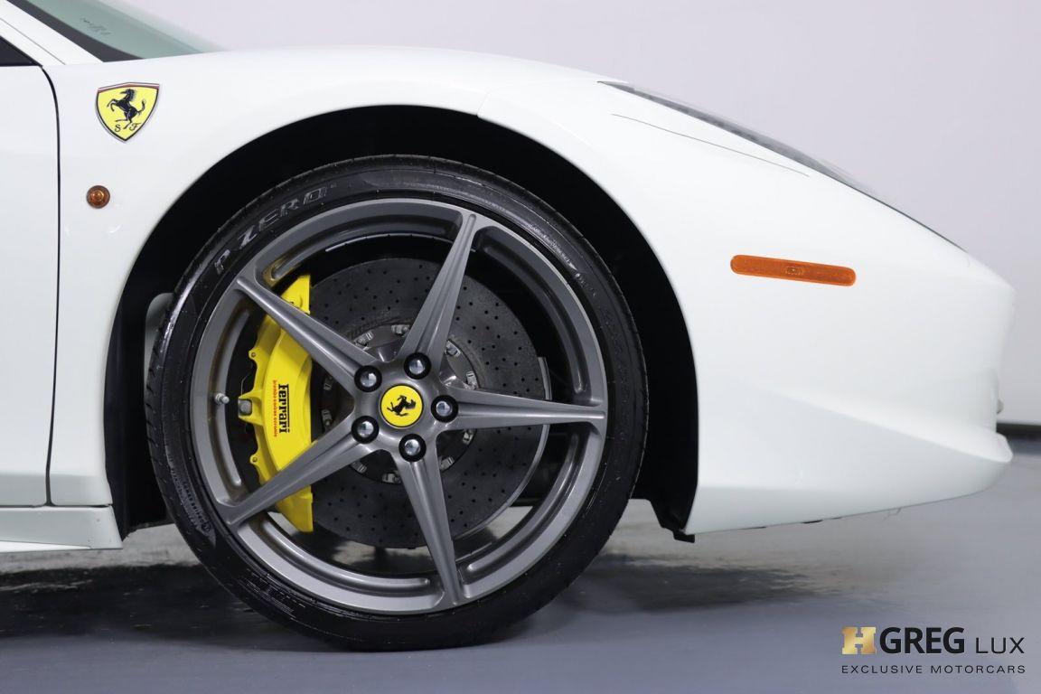 2015 Ferrari 458 Italia  #11