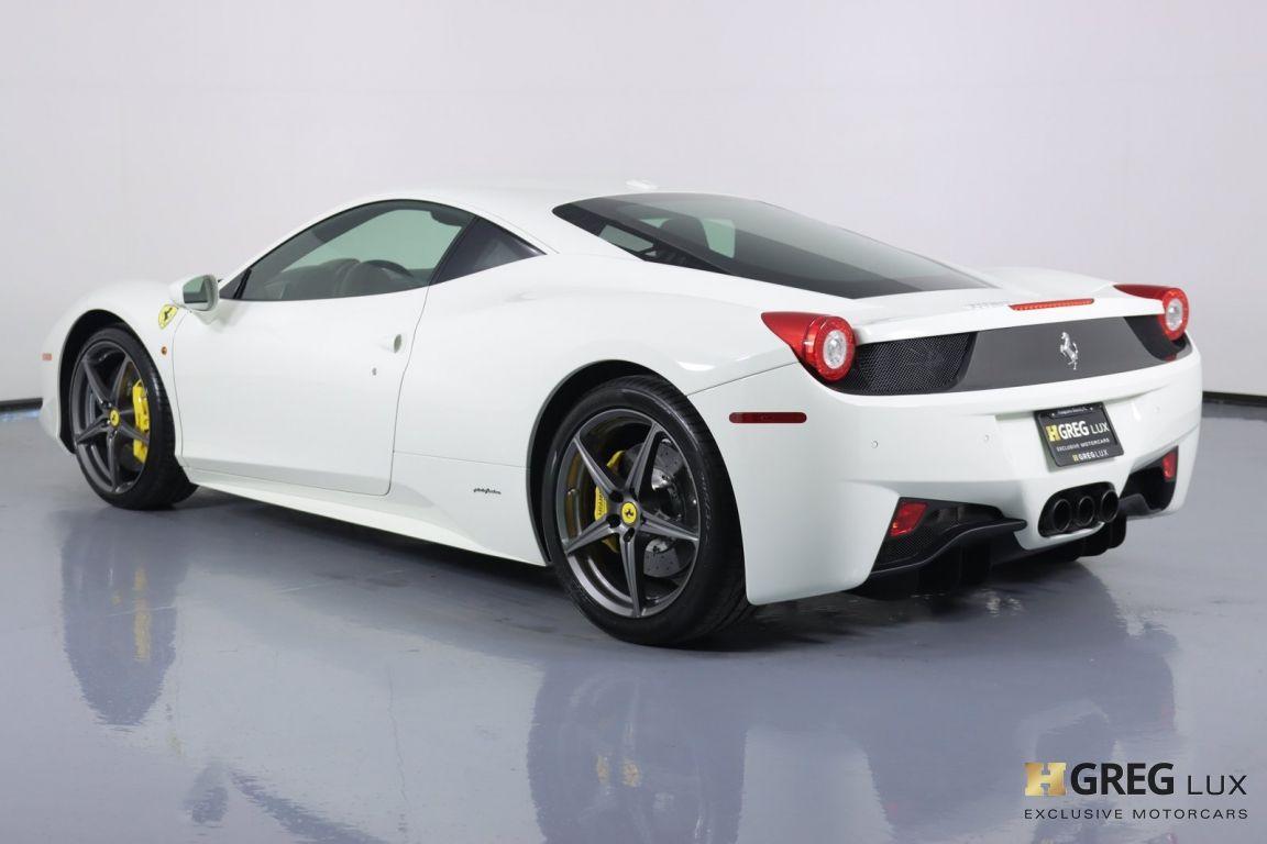 2015 Ferrari 458 Italia  #20