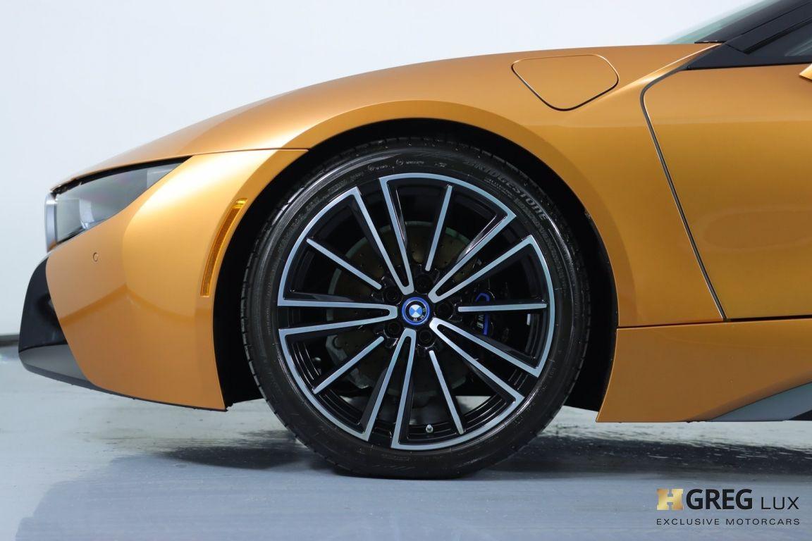 2019 BMW i8 Roadster #23