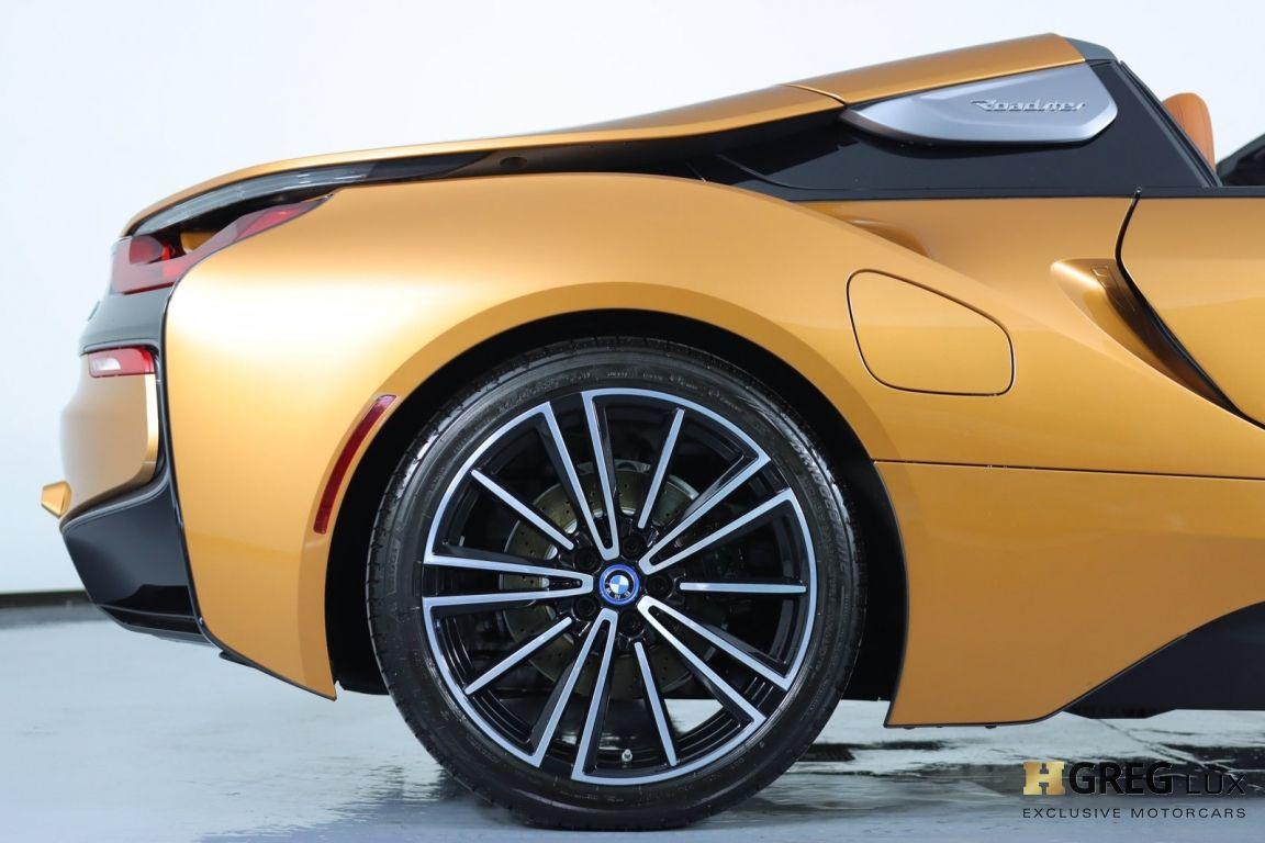 2019 BMW i8 Roadster #13
