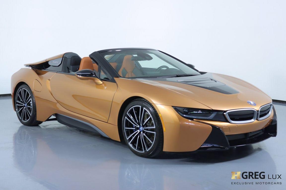 2019 BMW i8 Roadster #9