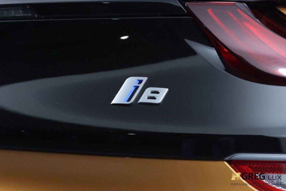 2019 BMW i8 Roadster #19