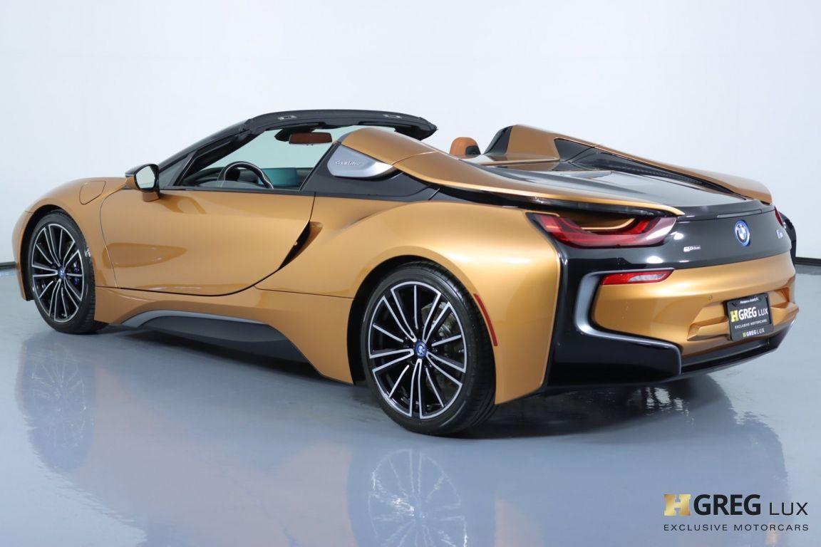 2019 BMW i8 Roadster #21
