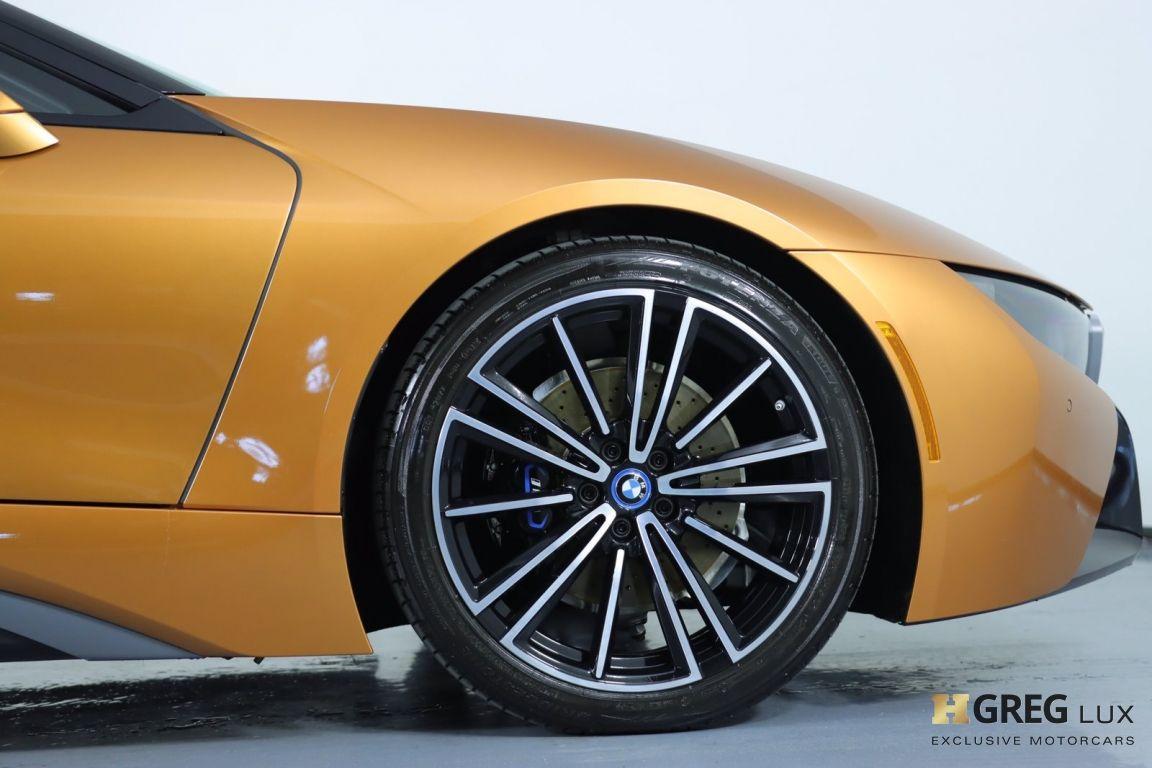 2019 BMW i8 Roadster #11