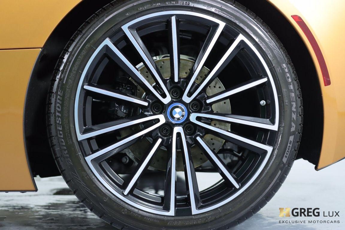 2019 BMW i8 Roadster #26
