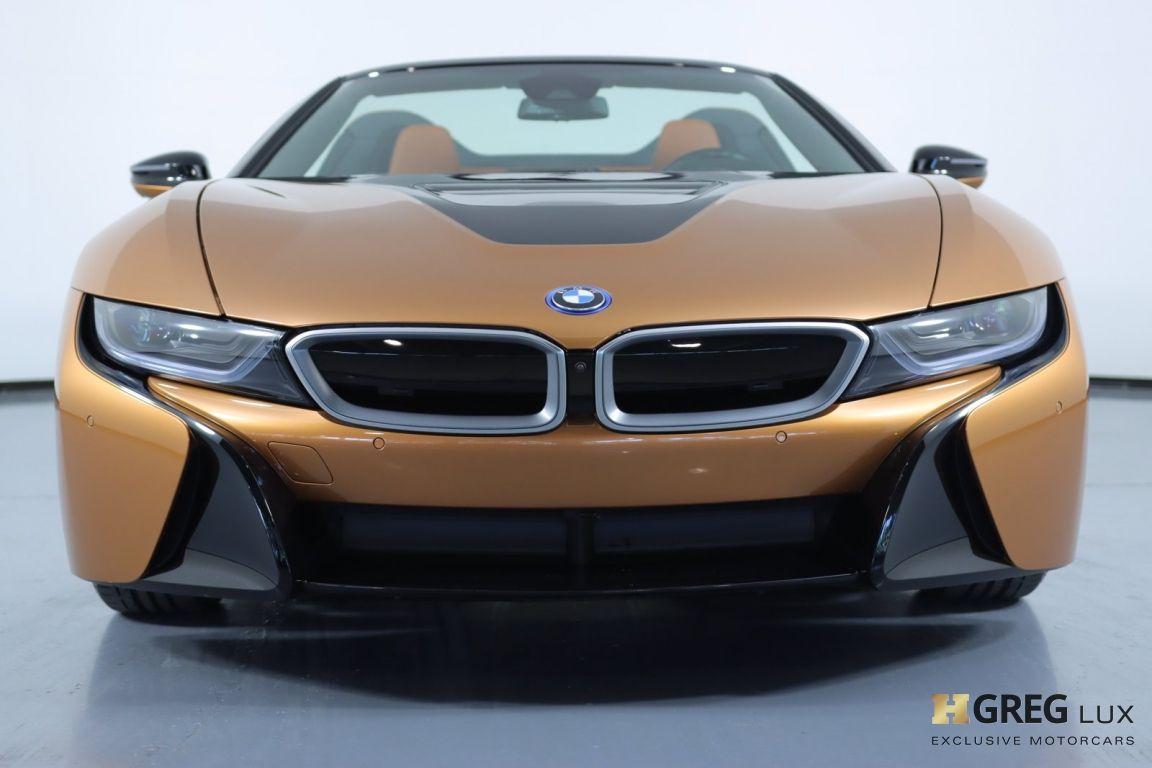 2019 BMW i8 Roadster #3