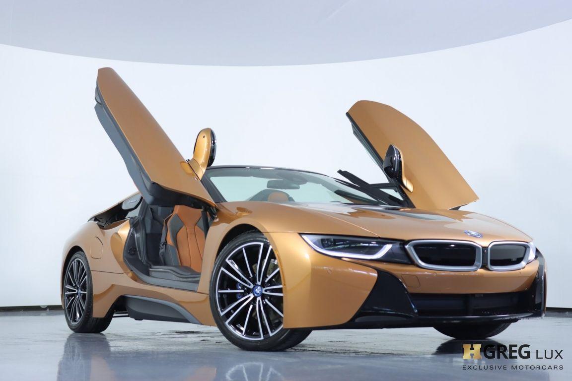 2019 BMW i8 Roadster #28