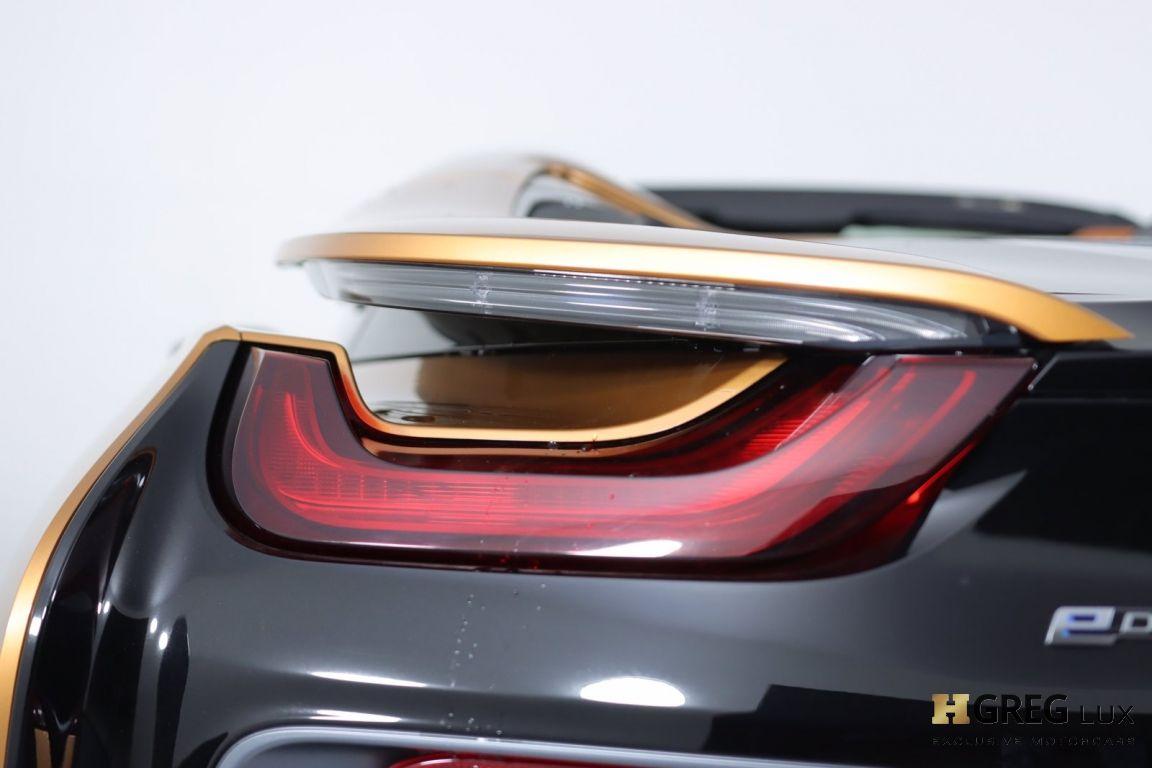 2019 BMW i8 Roadster #17