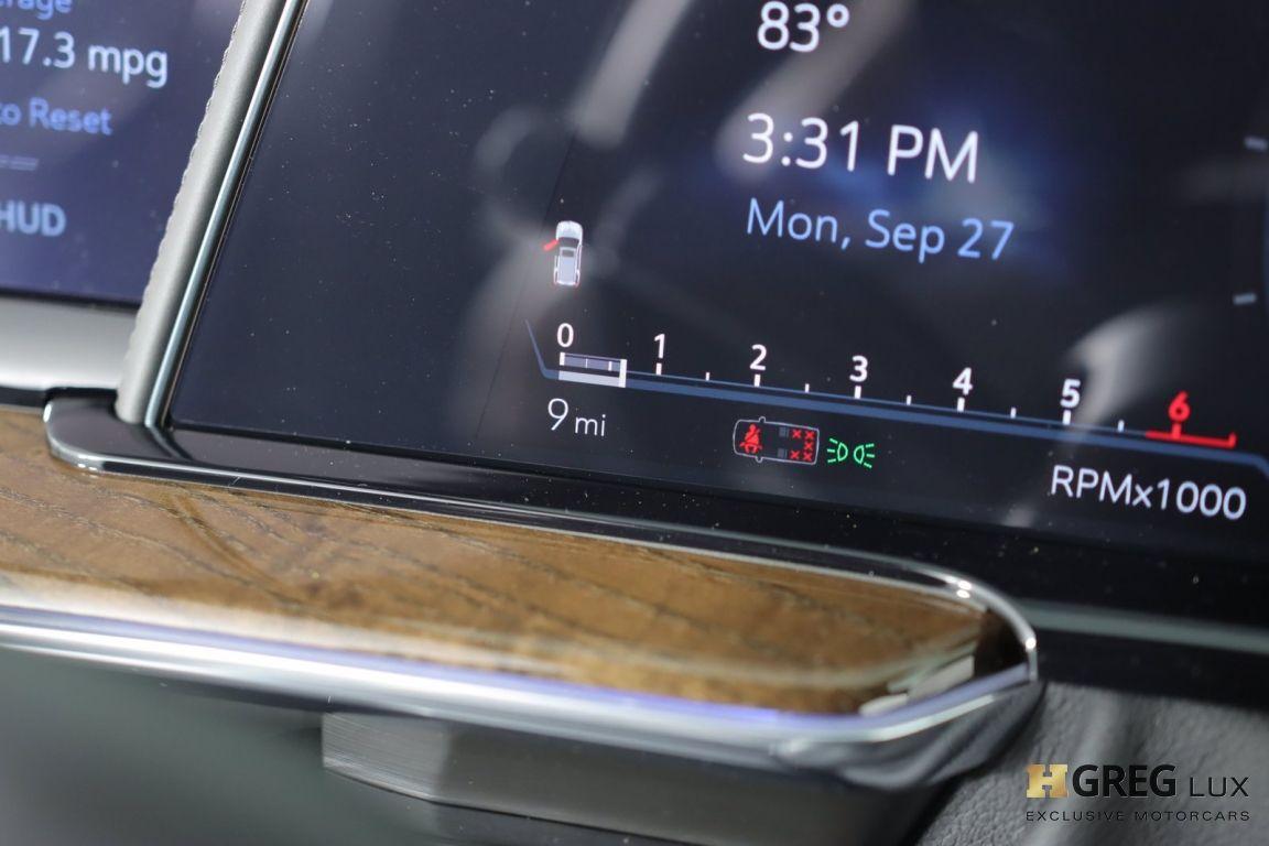 2021 Cadillac Escalade Sport Platinum #44