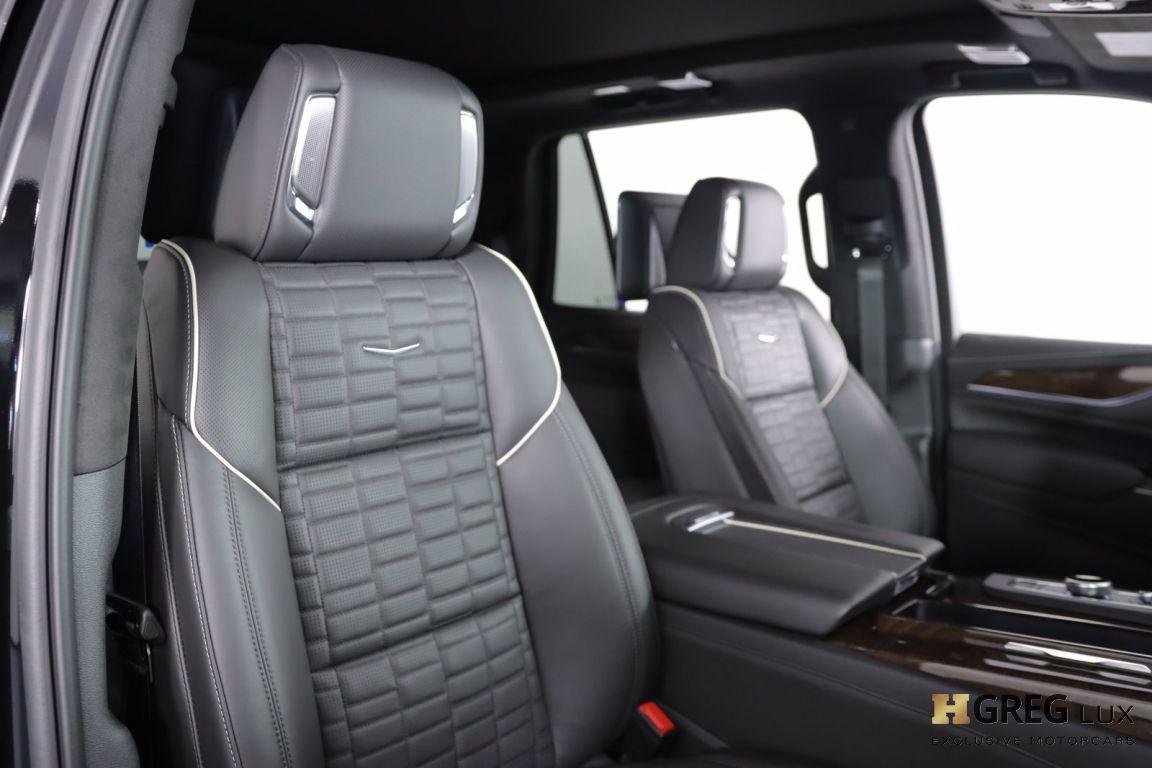 2021 Cadillac Escalade Sport Platinum #31