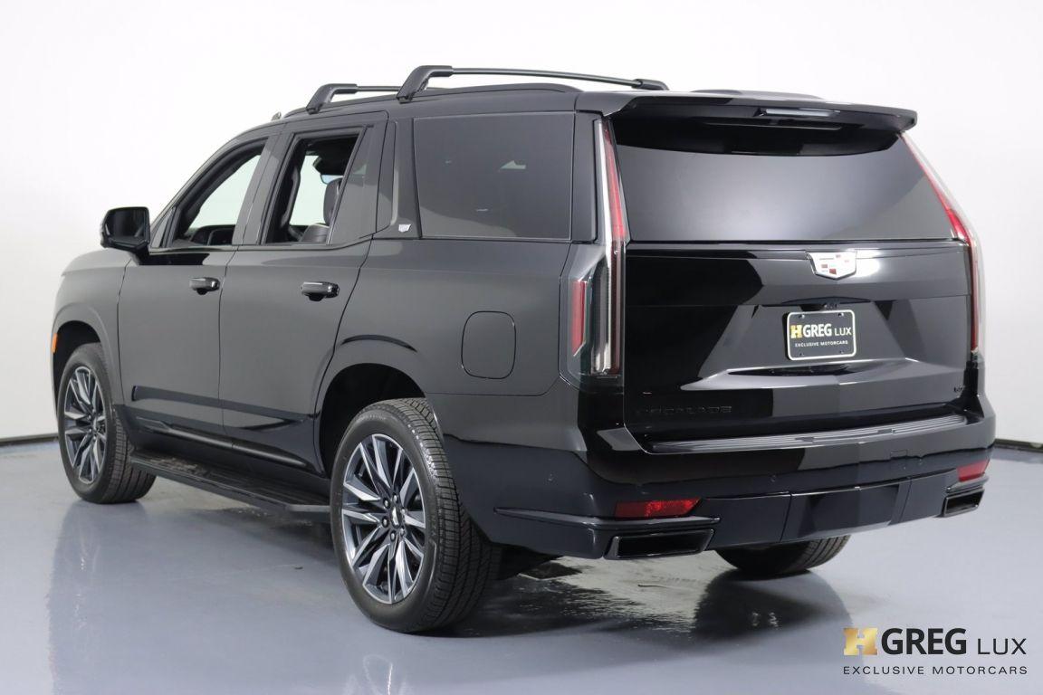 2021 Cadillac Escalade Sport Platinum #20
