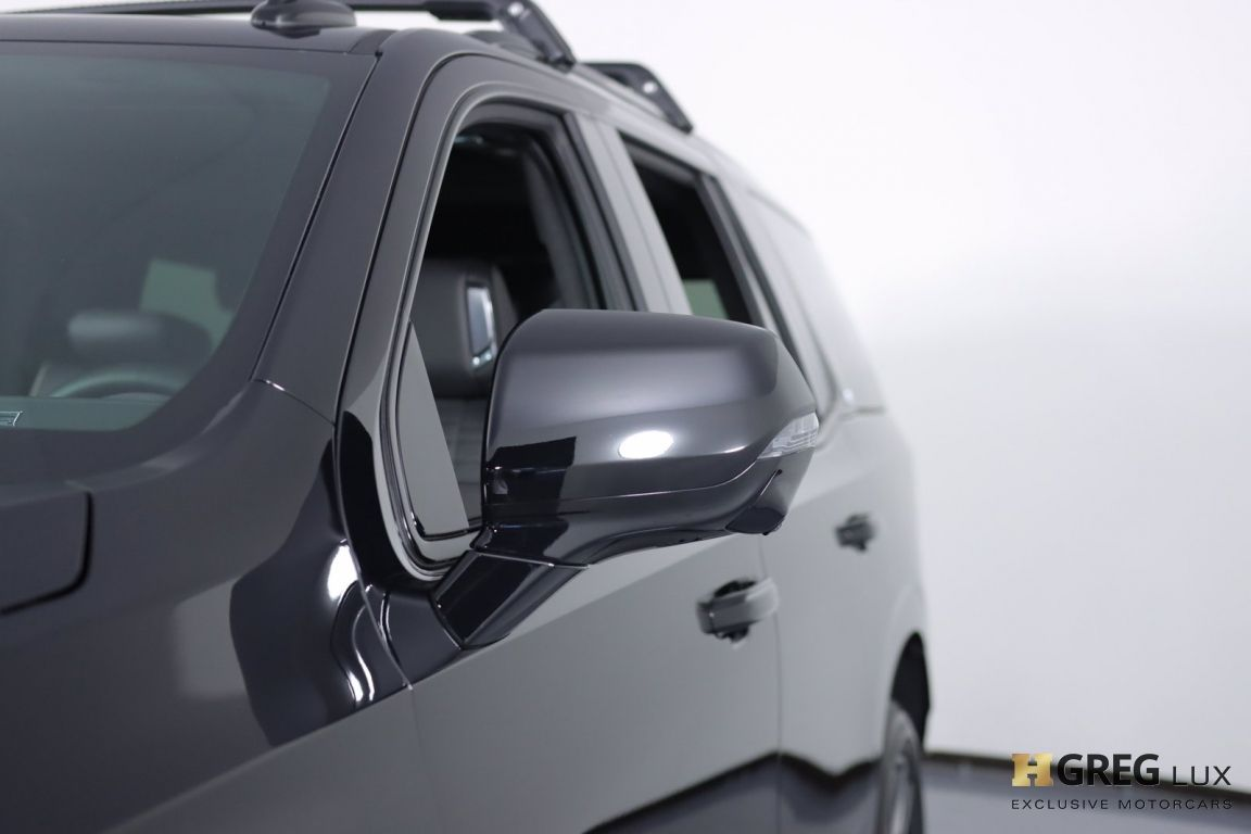 2021 Cadillac Escalade Sport Platinum #8