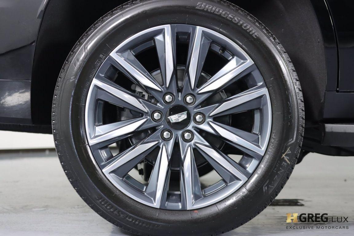 2021 Cadillac Escalade Sport Platinum #14