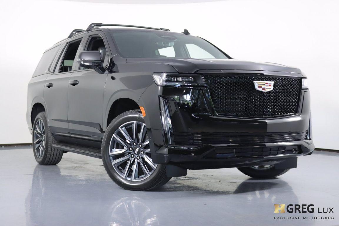 2021 Cadillac Escalade Sport Platinum #26