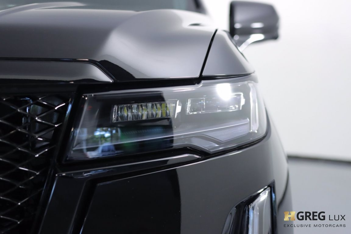 2021 Cadillac Escalade Sport Platinum #5