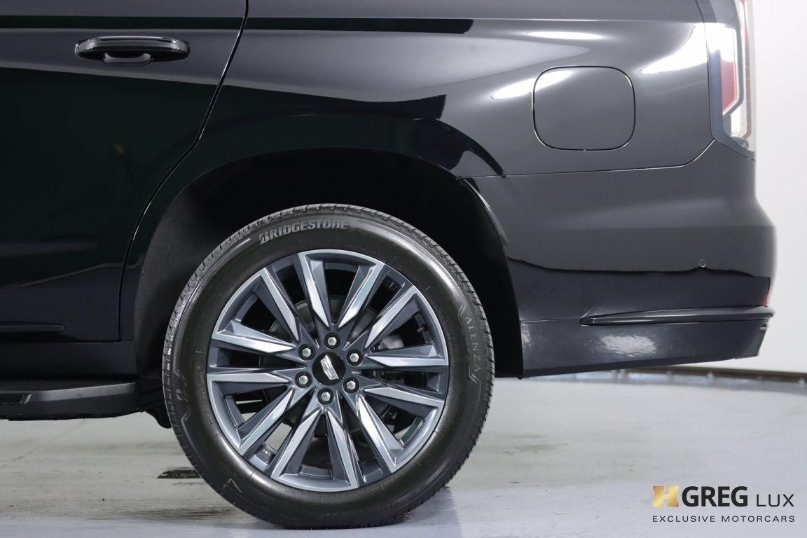 2021 Cadillac Escalade Sport Platinum #23
