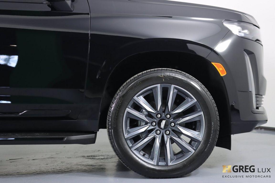 2021 Cadillac Escalade Sport Platinum #11