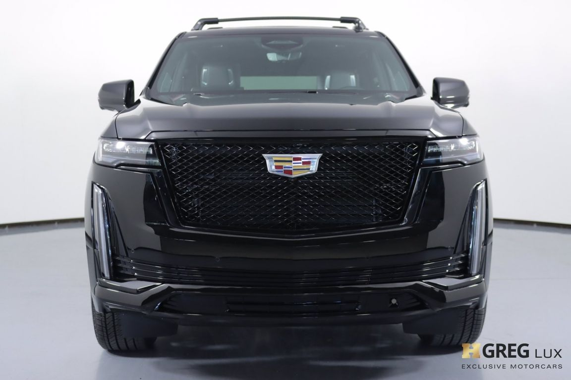 2021 Cadillac Escalade Sport Platinum #3