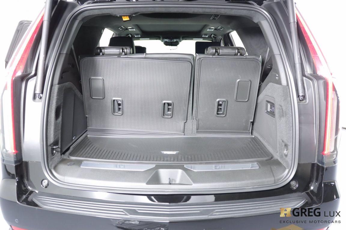 2021 Cadillac Escalade Sport Platinum #50