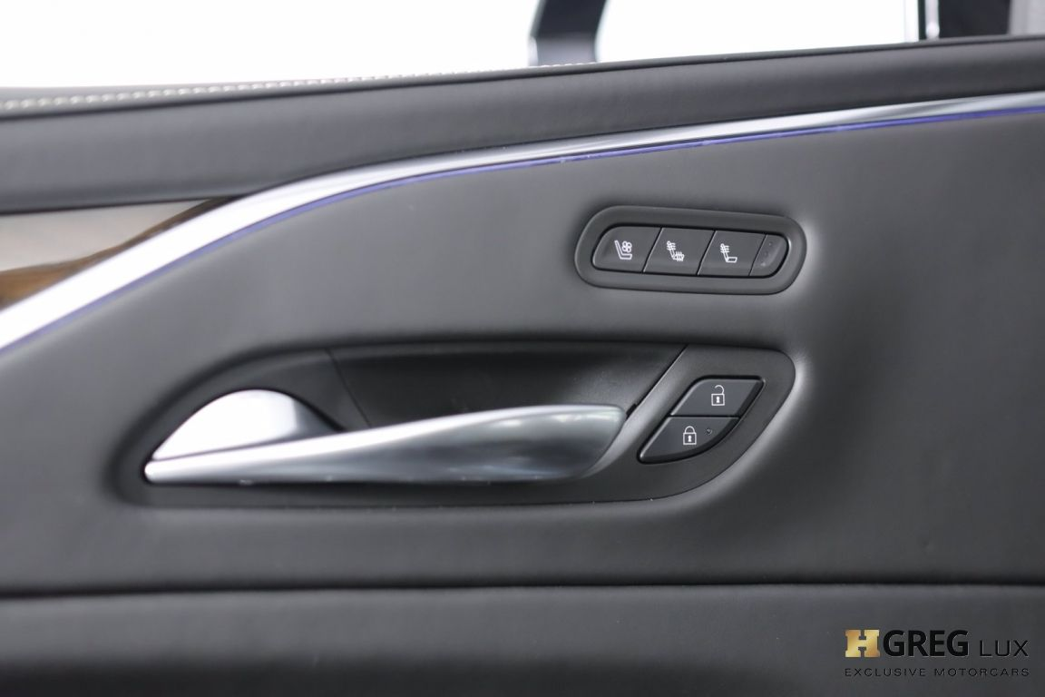 2021 Cadillac Escalade Sport Platinum #38