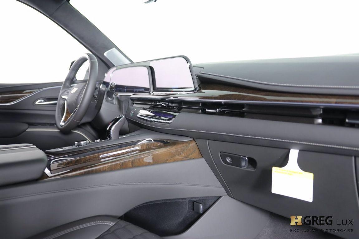 2021 Cadillac Escalade Sport Platinum #27