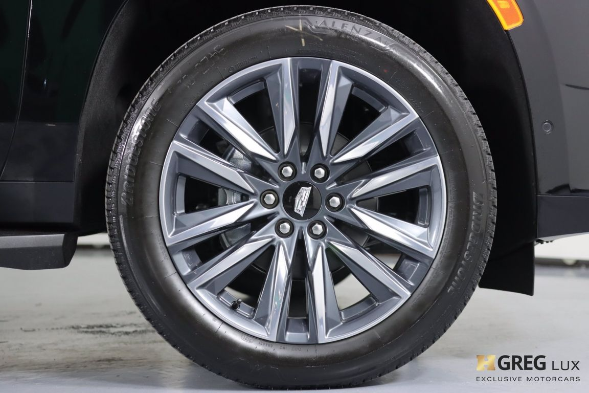 2021 Cadillac Escalade Sport Platinum #12