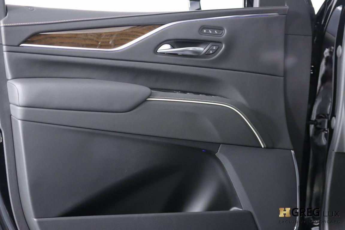 2021 Cadillac Escalade Sport Platinum #36