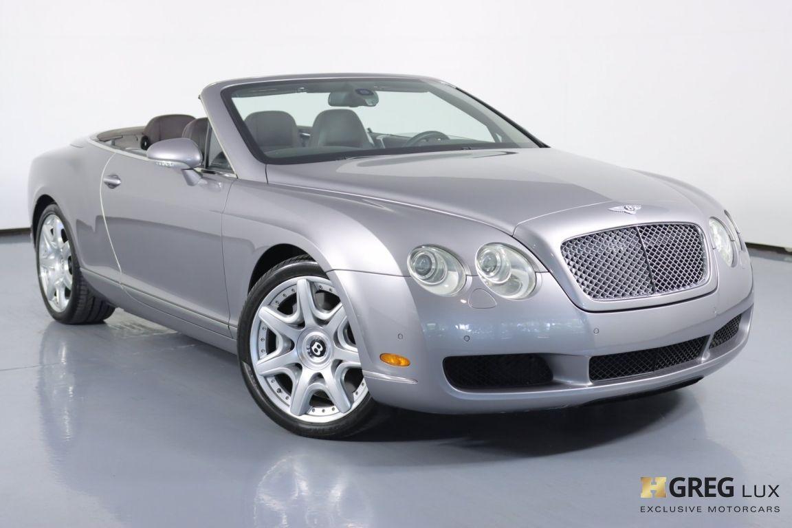 2008 Bentley Continental GT  #0