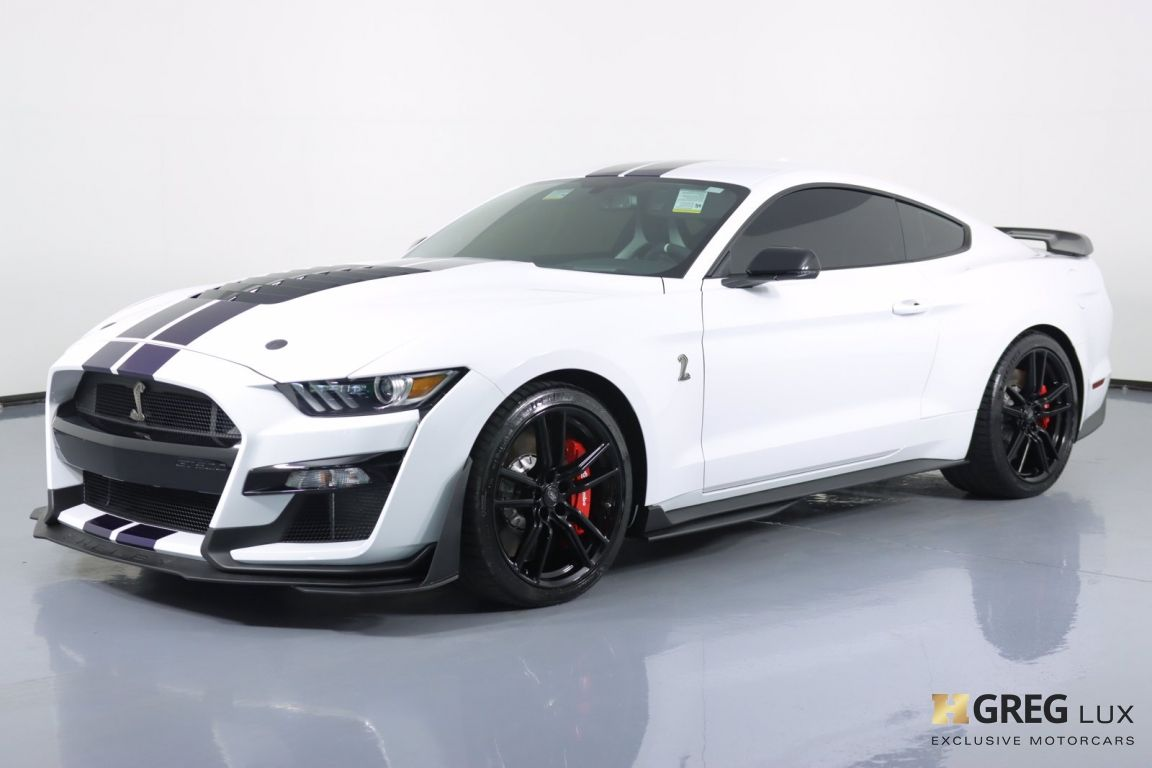 2021 Ford Mustang Shelby GT500 #27