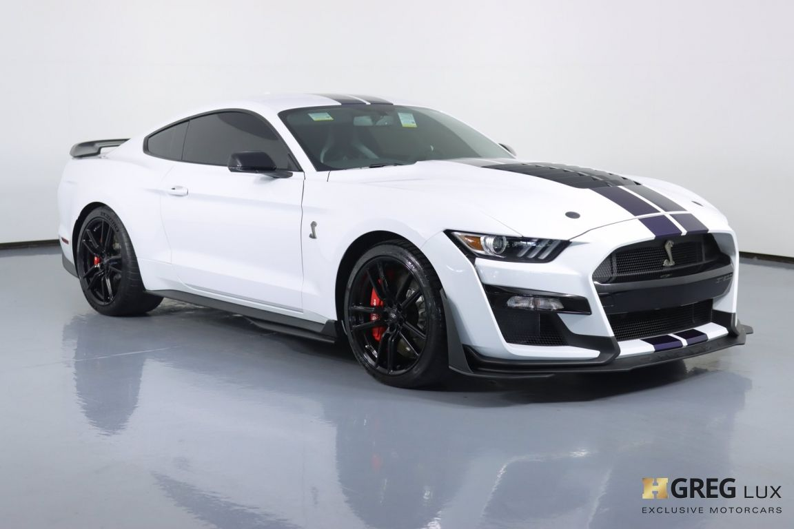 2021 Ford Mustang Shelby GT500 #10