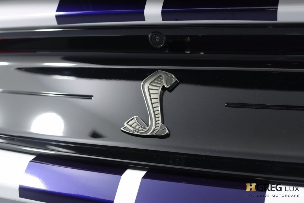 2021 Ford Mustang Shelby GT500 #20