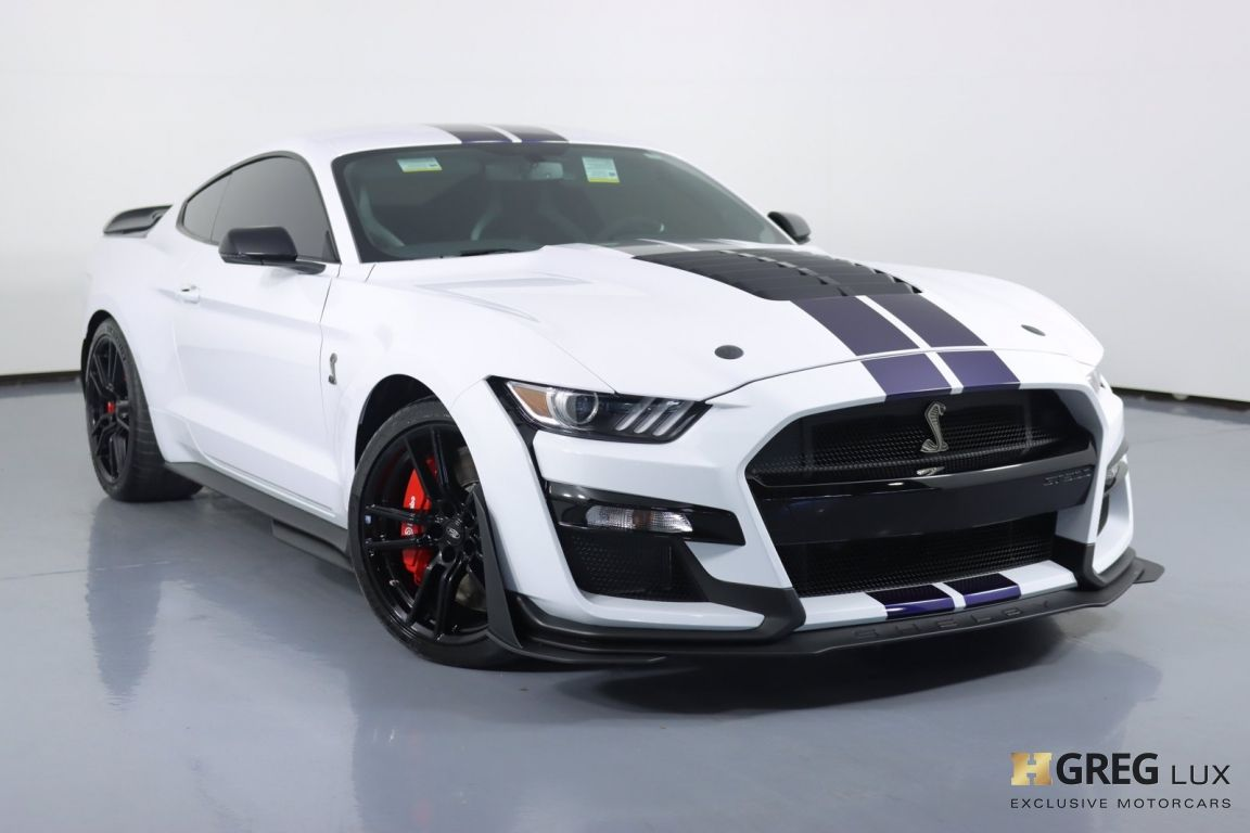 2021 Ford Mustang Shelby GT500 #0
