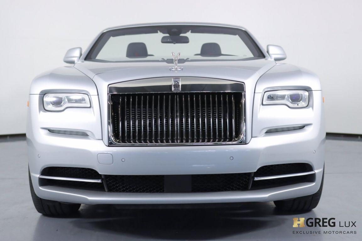 2017 Rolls Royce Dawn  #5