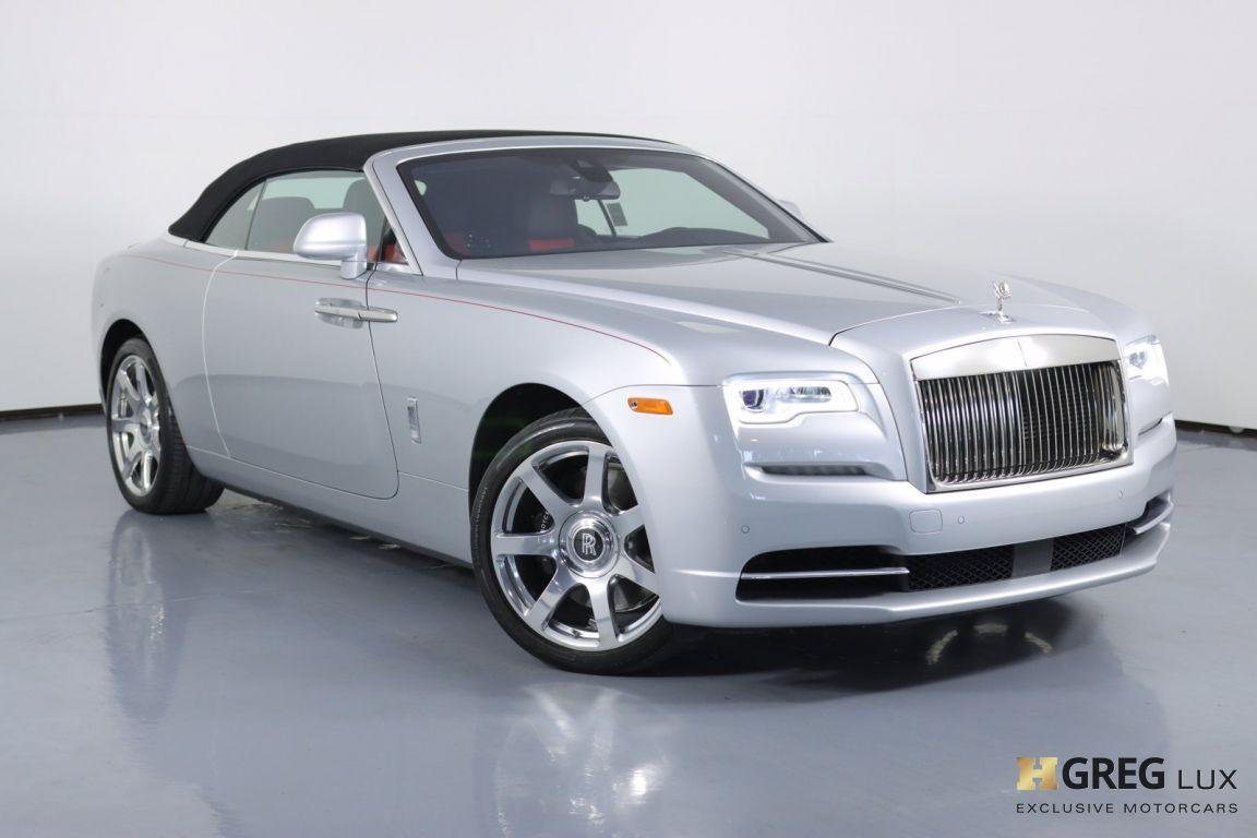 2017 Rolls Royce Dawn  #3