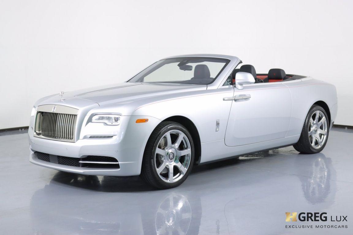 2017 Rolls Royce Dawn  #26