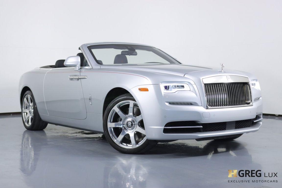 2017 Rolls Royce Dawn  #4