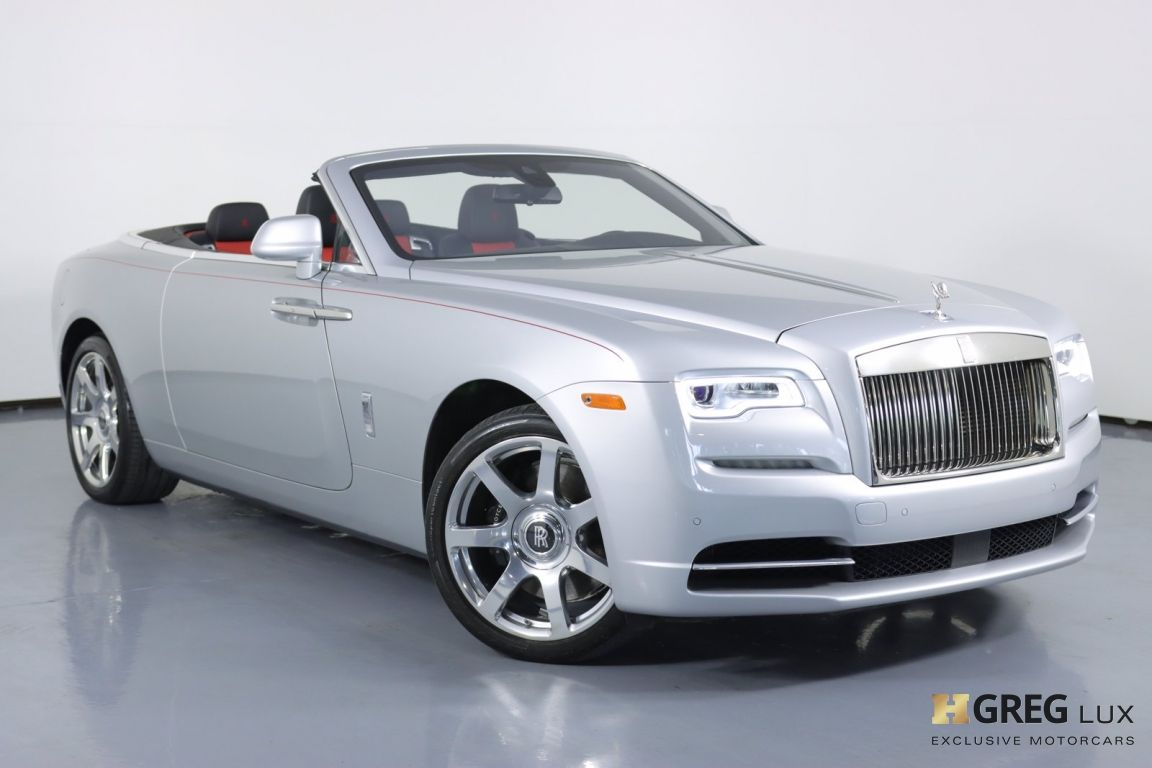 2017 Rolls Royce Dawn  #0