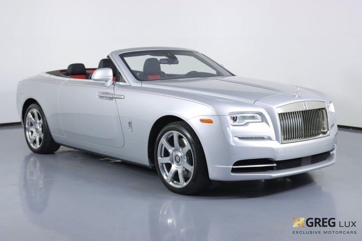 2017 Rolls Royce Dawn  #11