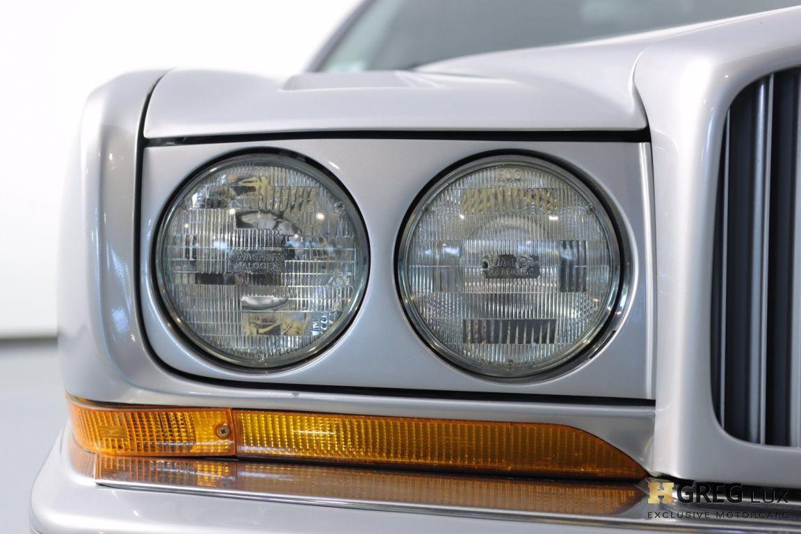 1996 Bentley Continental  #4