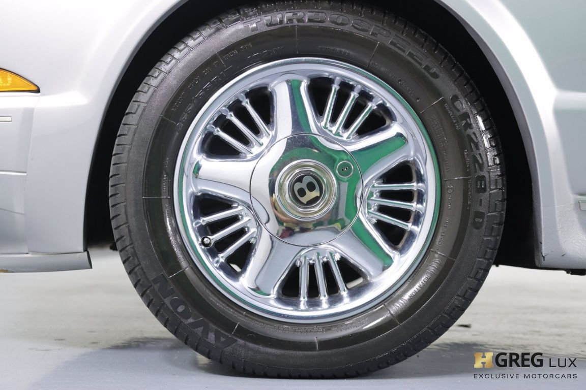 1996 Bentley Continental  #22