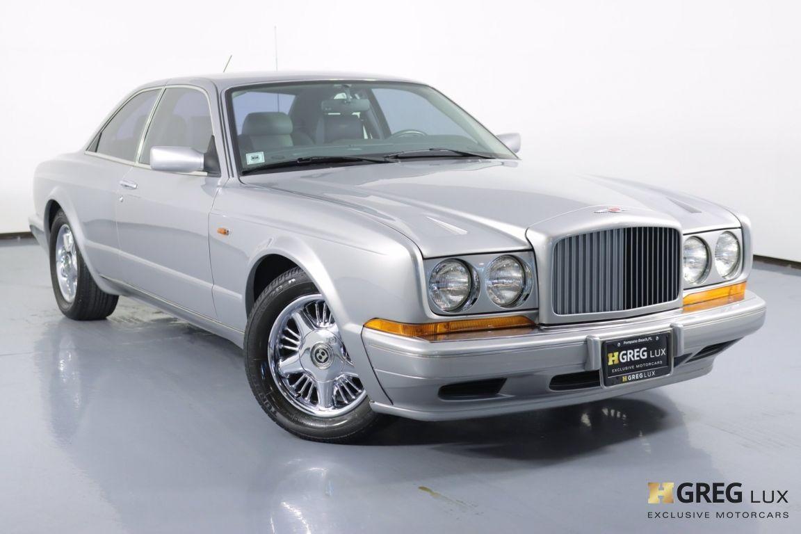 1996 Bentley Continental  #0